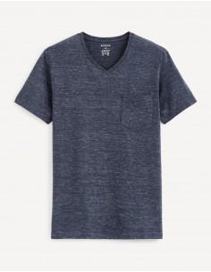 T shirt col V