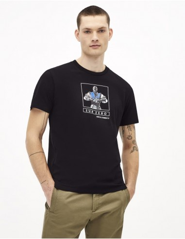 T-shirt col rond Homme