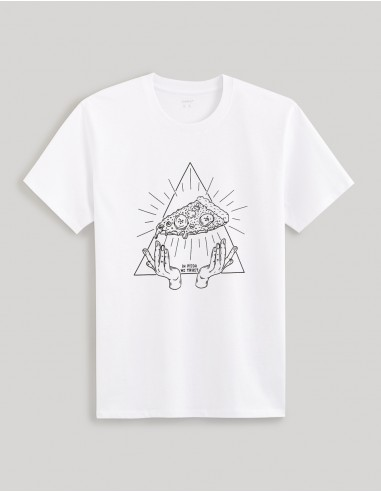 T Shirt Col rond