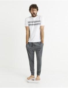 Pyjama manches courtes et...