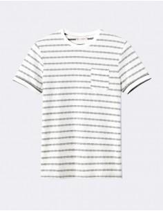 T-shirt straight 100% coton