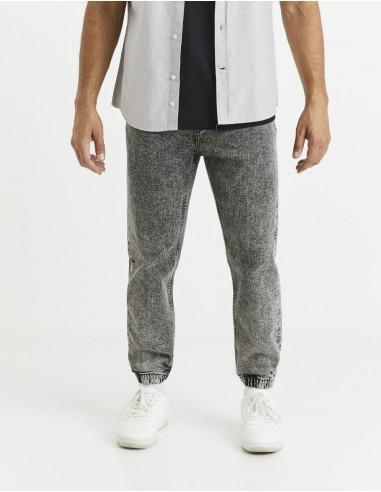 Jogging 5 poches coton stretch